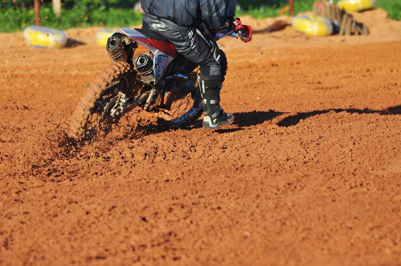 motocross-riding
