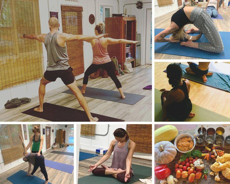 18 Day Yoga Teacher Training RYT200 Holistic Emphasis Ashtanga Vinyasa Yoga Method, Maui Hawaii