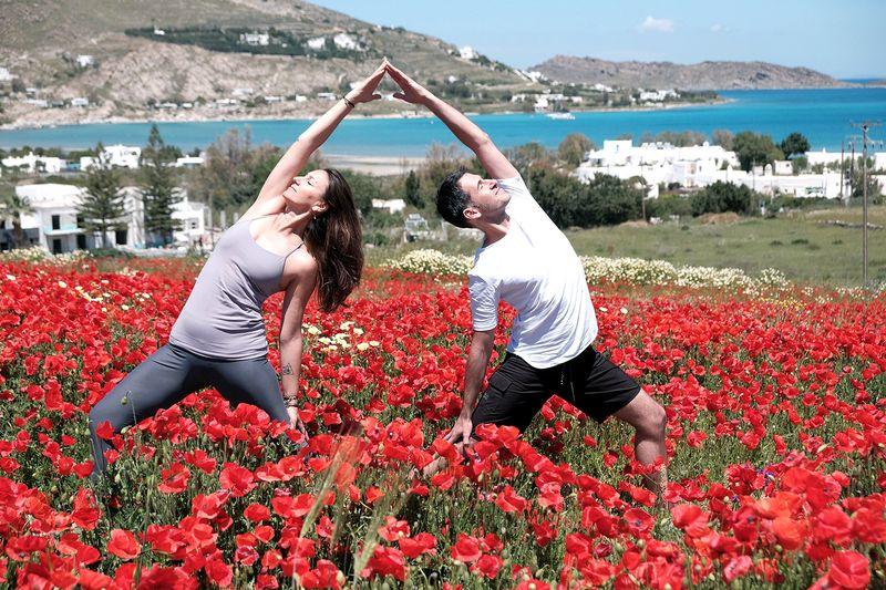 paros yoga retreat