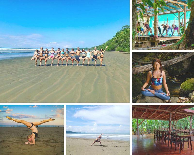 100 hour immersion YTT in Uvita, Puntarena