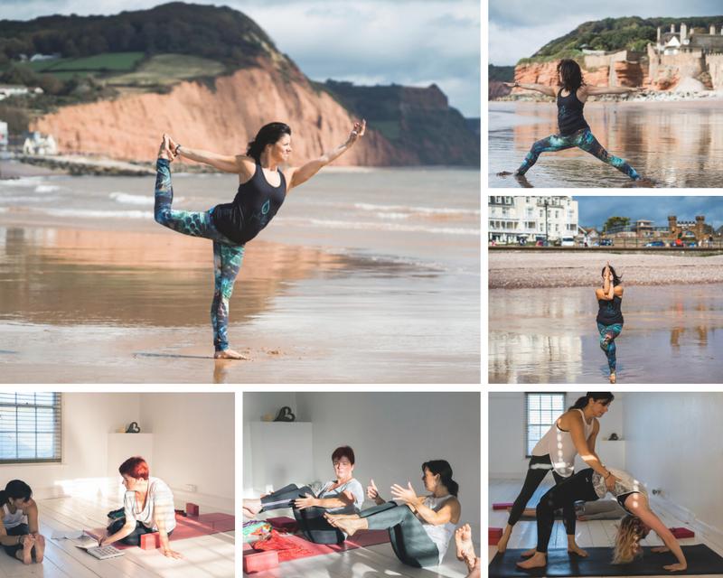 yoga in Devon