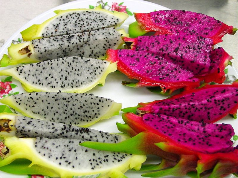 pitayas