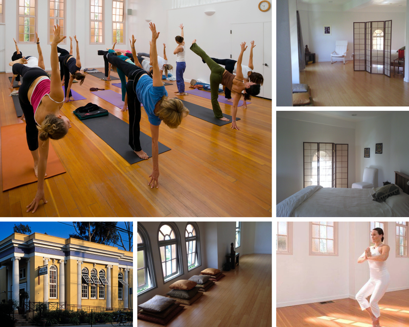 yoga retreat in Santa Barbara California