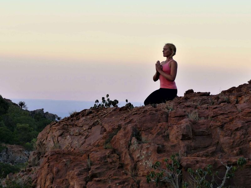 yoga retreat in africa