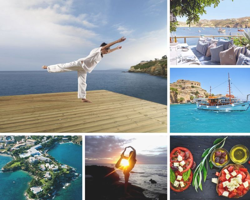 5 day yoga holiday in crete greece