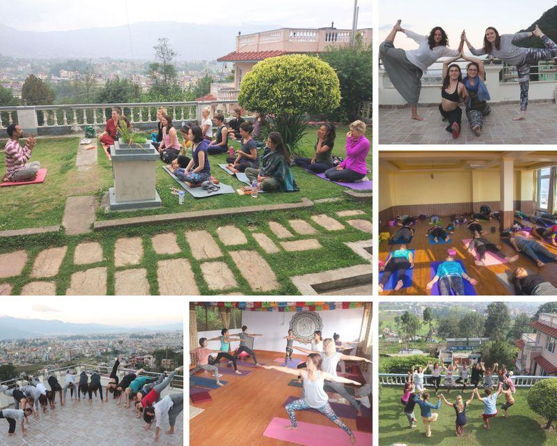 200-hour certified YTT in Kathmandu
