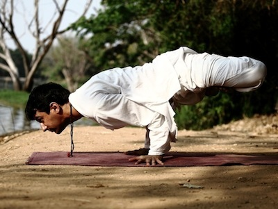 advance yoga