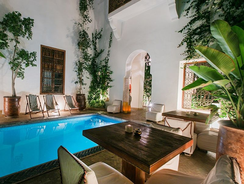detox holiday in Morocco