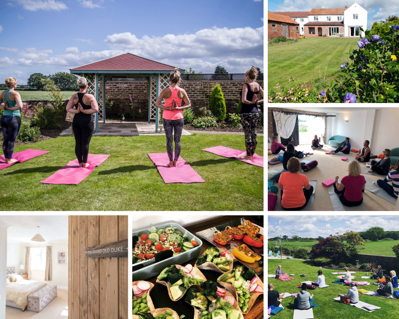 yoga retreat in York