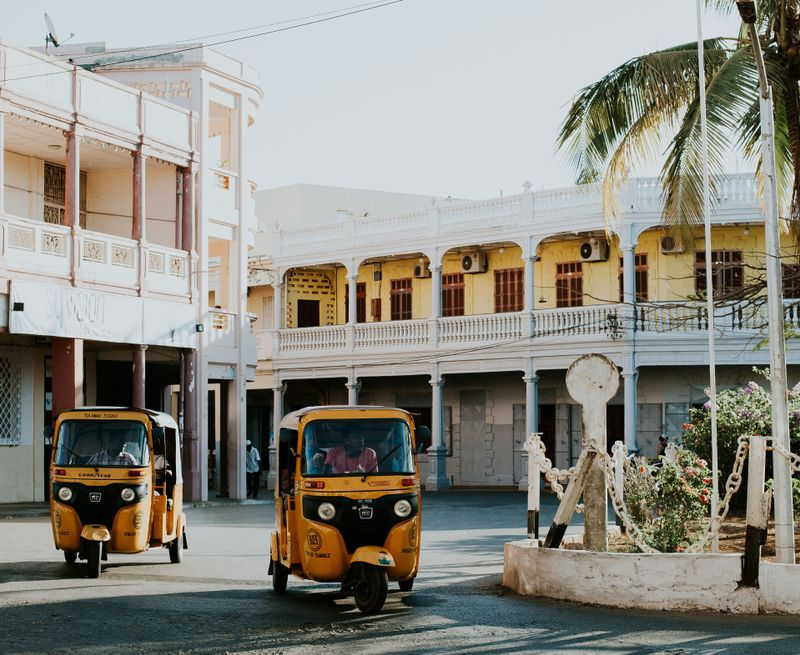 Antsirabe rickshaws
