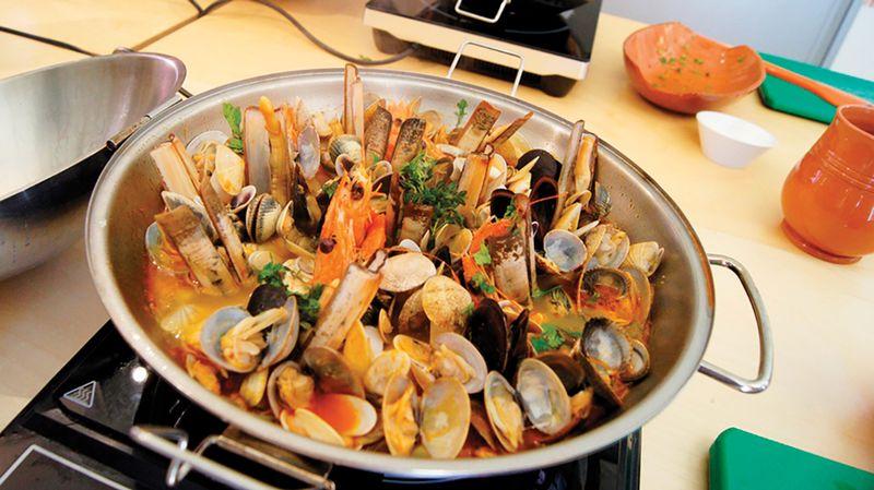sea food in portugal