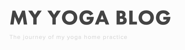 yoga instructors blogs