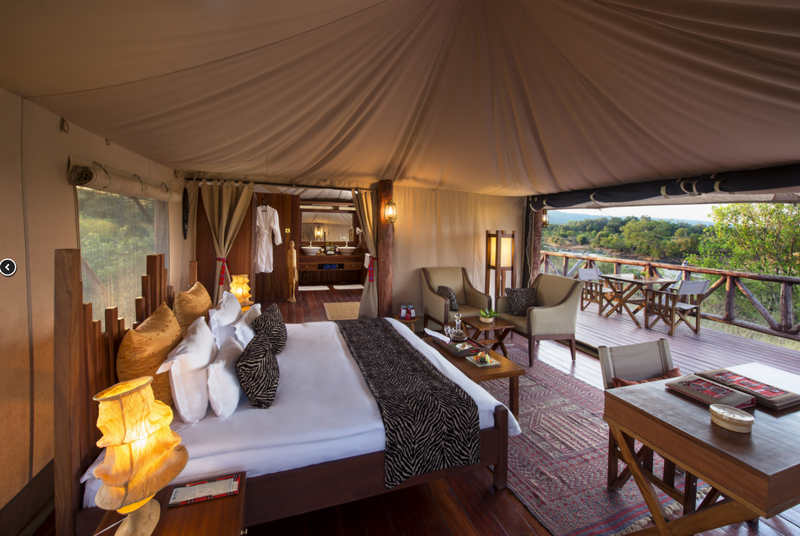 accommodation in the serengeti