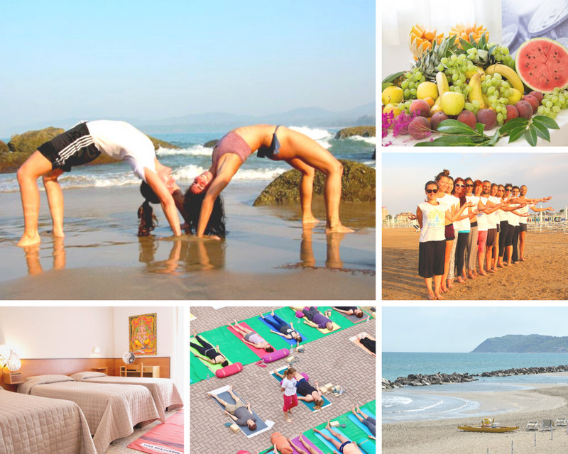 yoga retreat adriatic coast