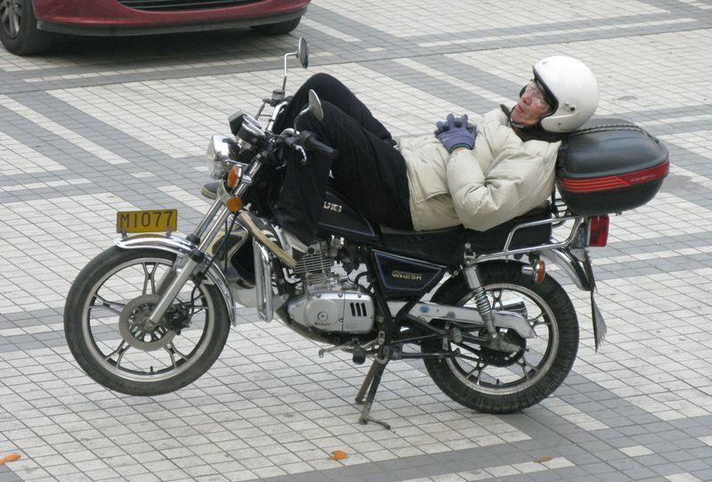 take a bike break