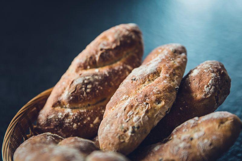fresh french bread