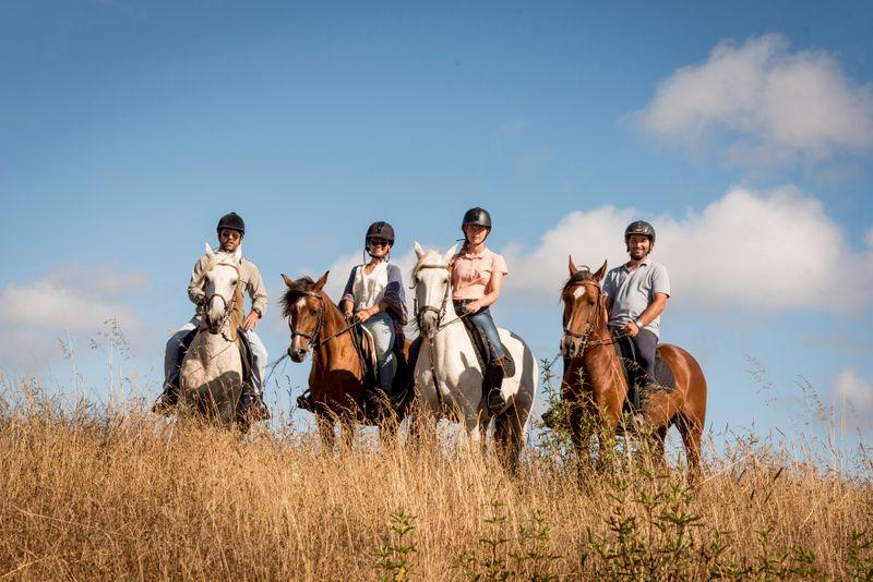 horse riding holidays Alentejo