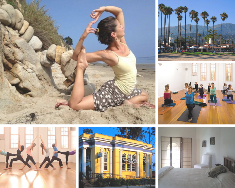 yoga retreat santa barbara