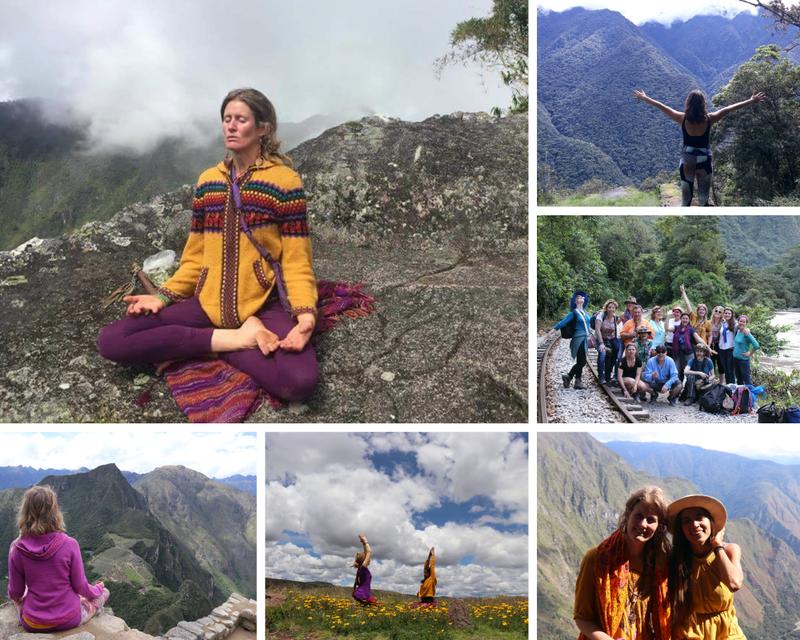 yoga retreat Perú