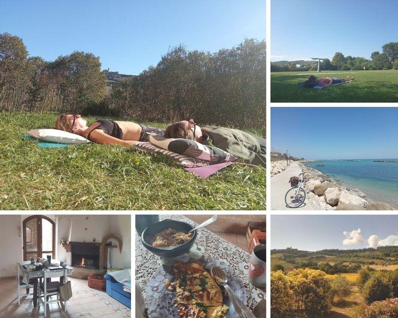 affordable yoga teacher training in europe - 10 days 50 hours ytt in Italy