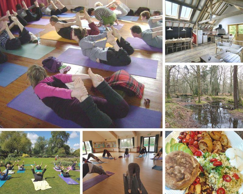 Eco farm stay, meditation, and yoga holiday in England
