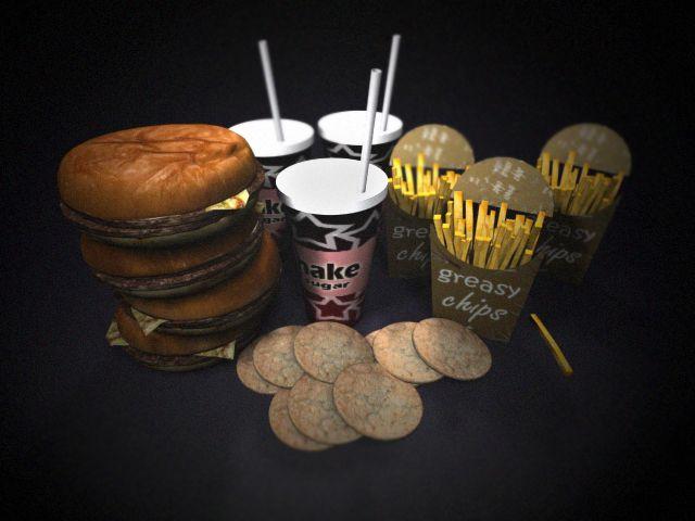 junk food detox