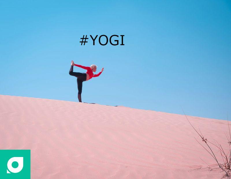 yogi hashtag for yoga practice by tripaneer