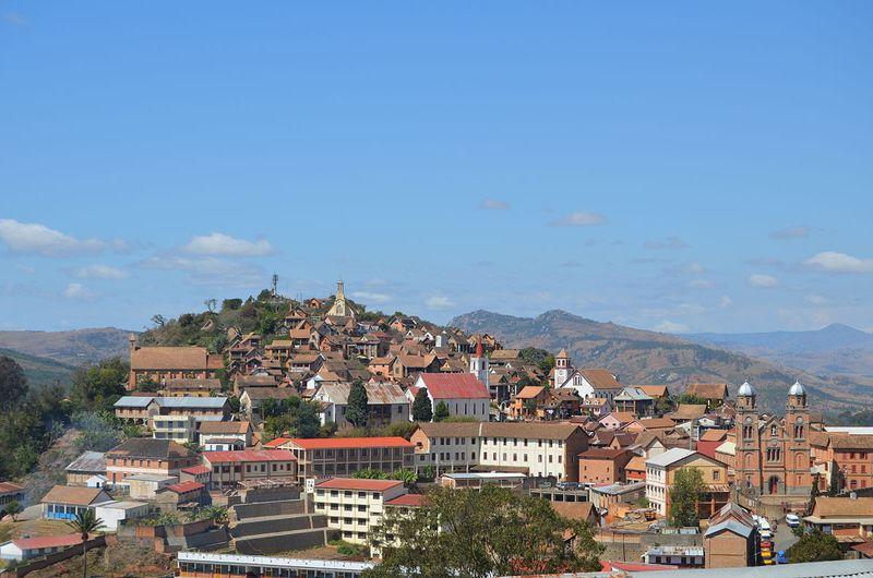 Fianarantsoa city