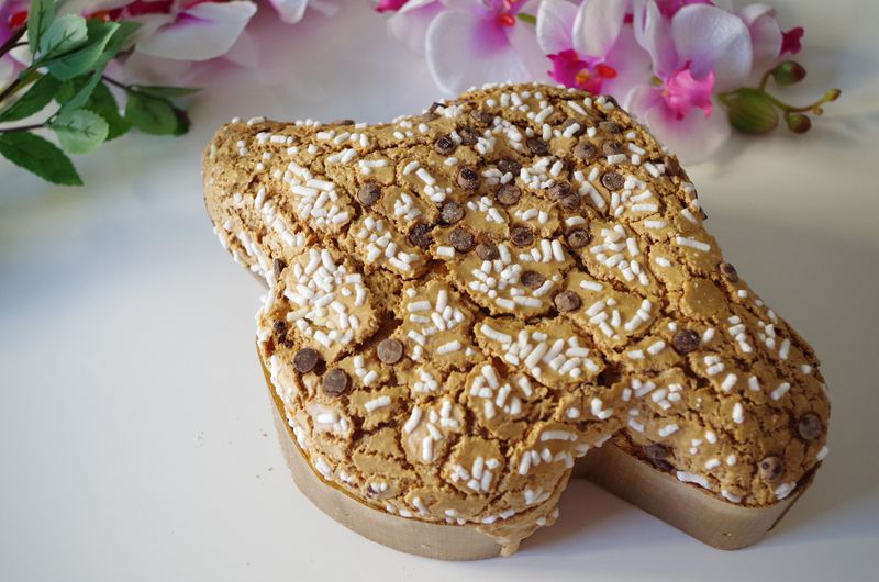 Colomba (Easter Dove) - traditional Italian Easter Pastry