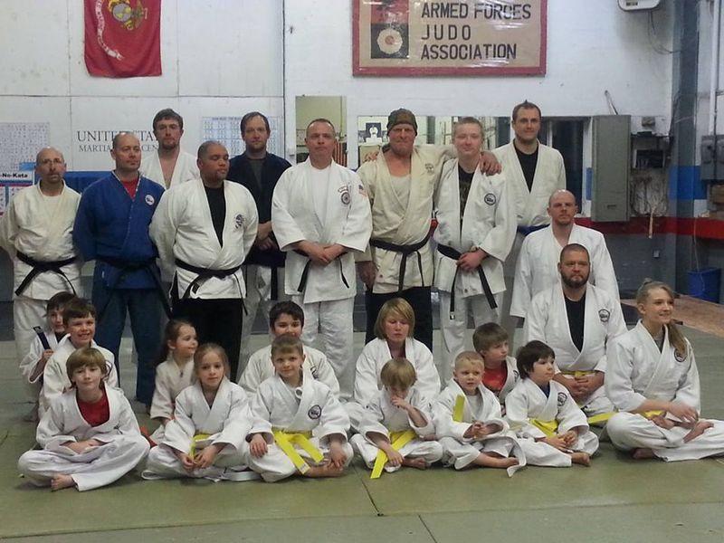 usa judo and jiu jitsu group