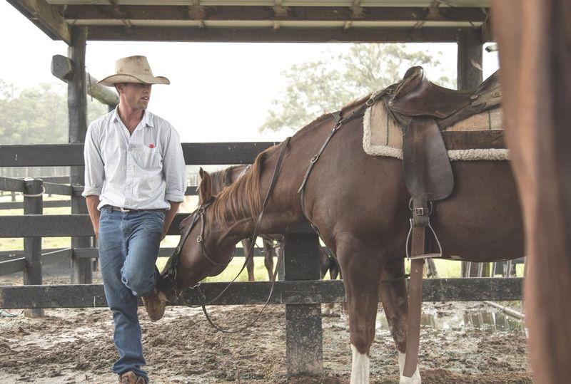 ranch vacation australia