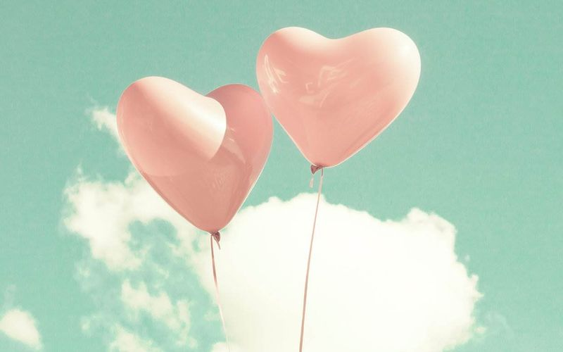 self love baloons