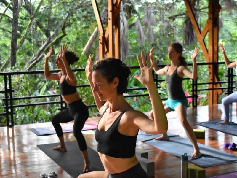 yoga retreats can improve your health