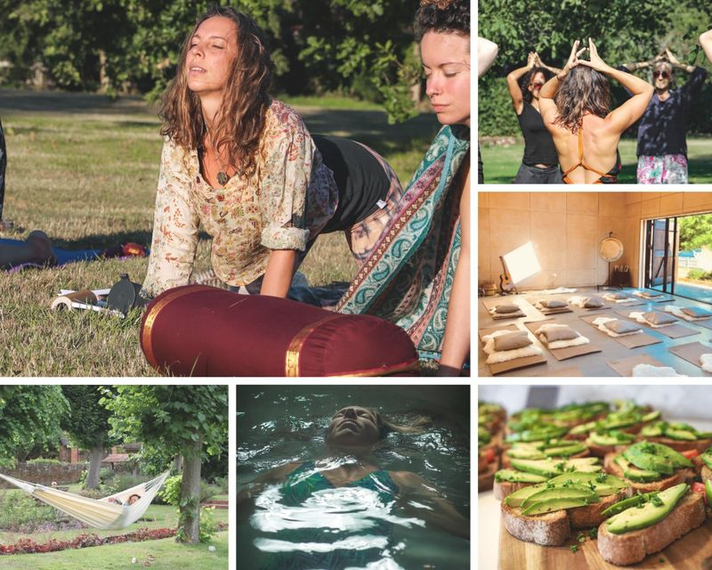 3 Day Sisterhood Gathering for all Women with Yoga, Sister Circle, Nutritious Food and More