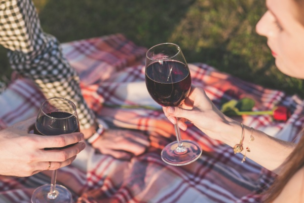 romantic culinary vacation : picnic