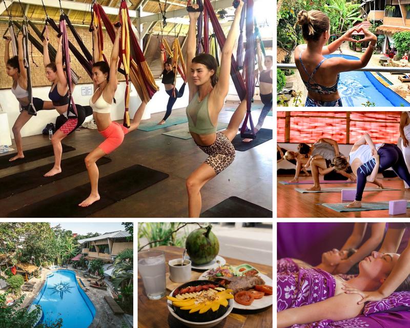 yoga retreat Canggu