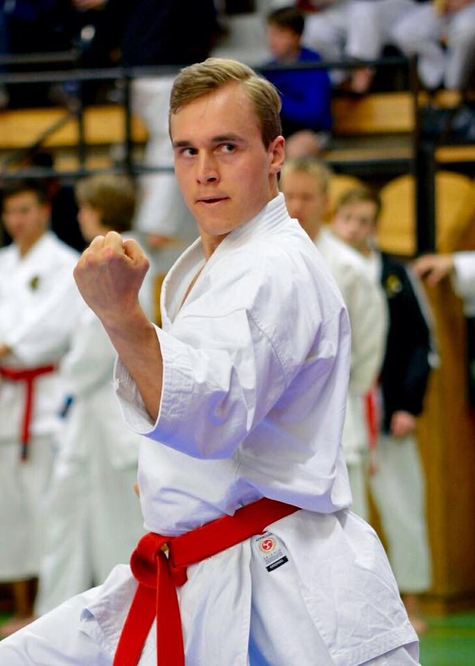 A Story of a Karate Nerd: Jesse Enkamp Sheds Light on His Karate ...