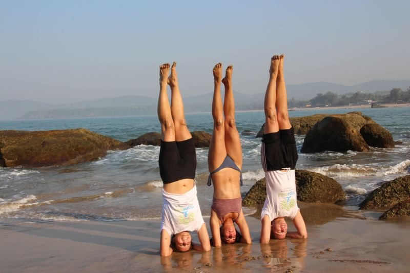 Yoga Retreat in the Province of Rimini