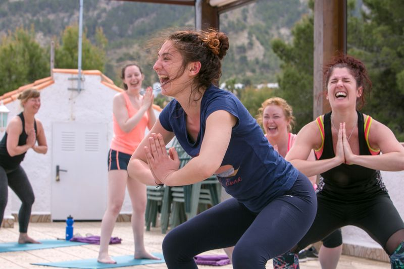 yoga retreat in valencia