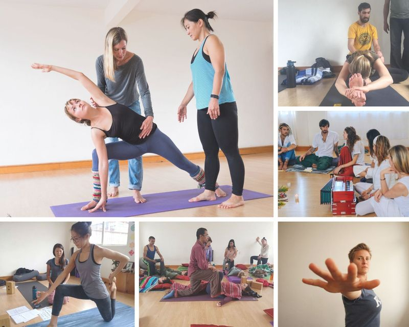 Vinyasa OM yoga teacher training in san crsistobal de la casas