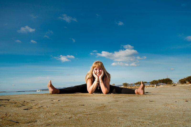 oona flexibility yoga practice