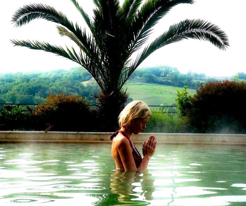 tuscan yoga vacation