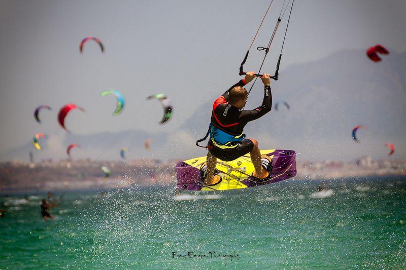 kitesurfing-Valdevaqueros-tarifa