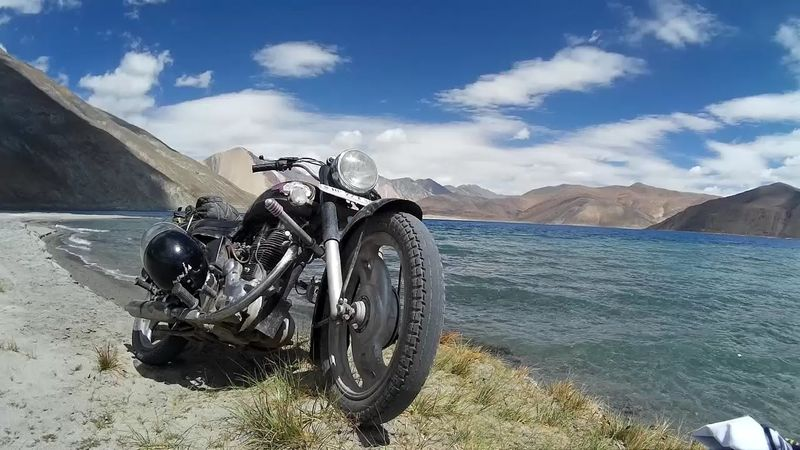 motorcycle tour solo