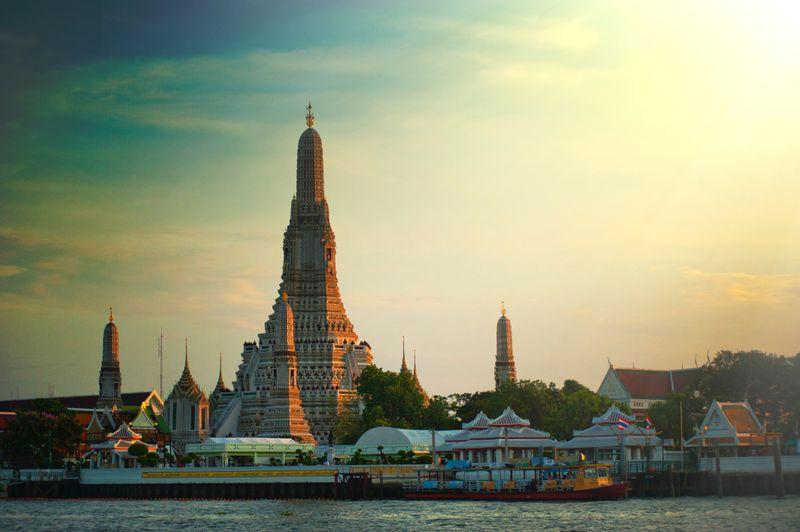 thailand cityscape