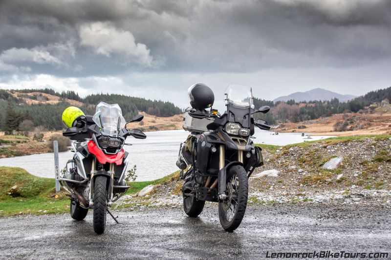 ireland motorcycle tour
