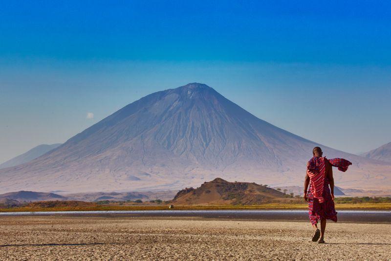 Ol Doinyo Lengai Mountain Tanzania
