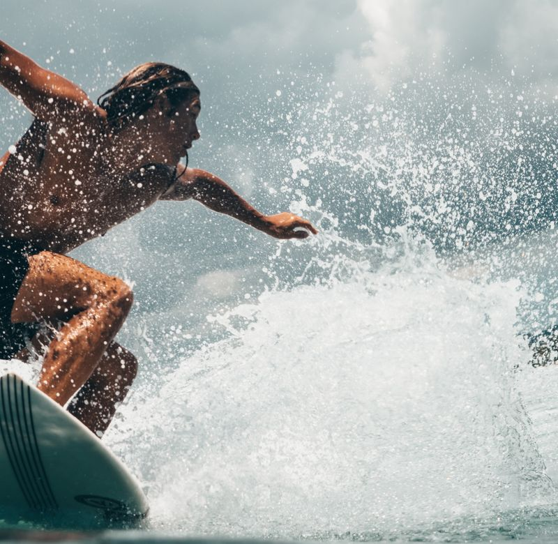 Top Places to Learn to Surf in Indonesia