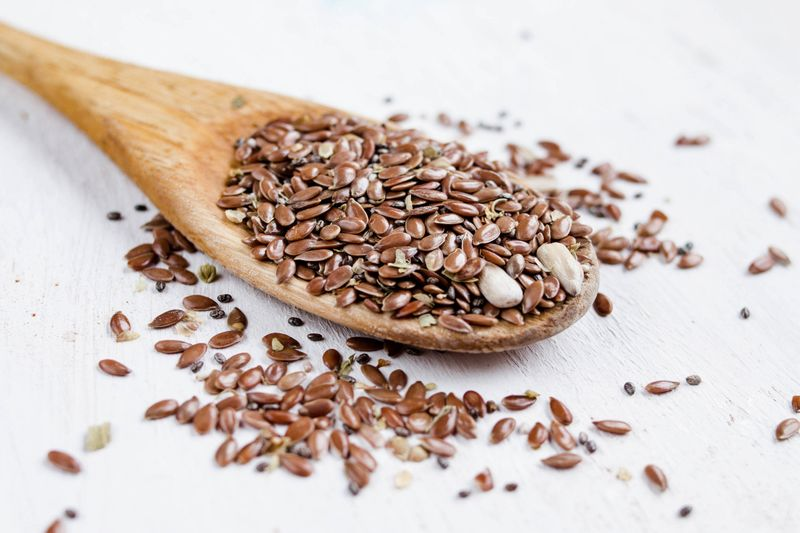 flax seeds brain