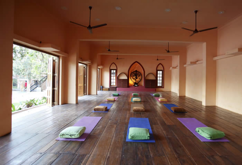 yoga resort in Goa